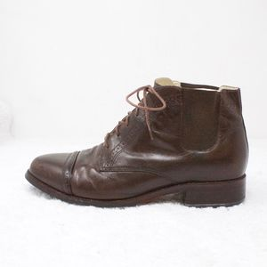 Ariat Hanover Paddock Brown Leather Size 8